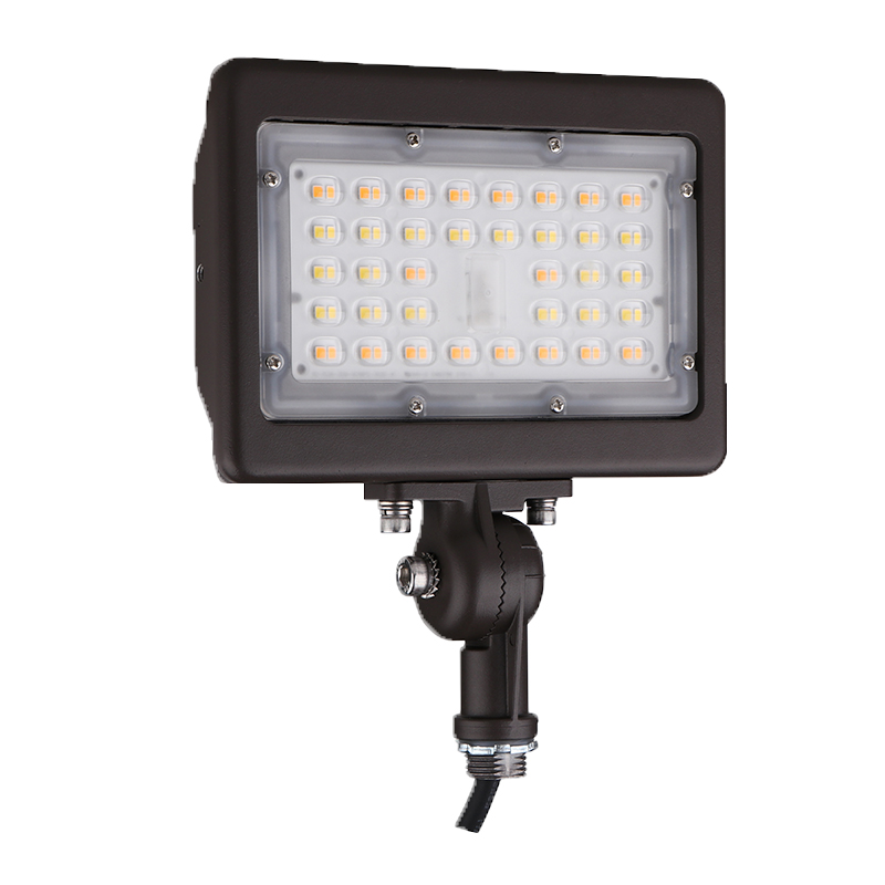 30 W Floodlight Front view