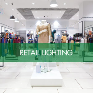 Retail Lighting LED applications