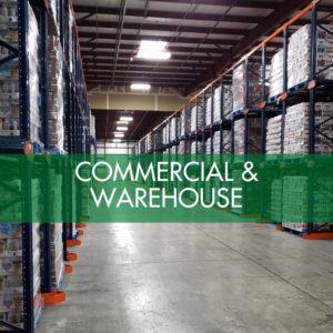 Commercial & Warehouse LED lighting manufacturer - EarthTronics