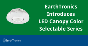 LED Canopy Color Selectable Series